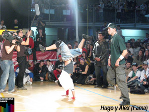 BBOYS FALLEN ANGELS