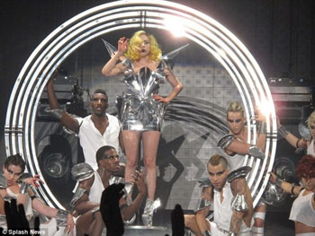 Monster ball Tour 2010