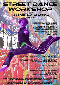 Jr Almeida workshop