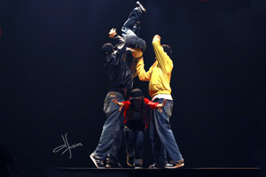 BREAK BBOY DANCE