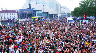 Techno Parade 2007