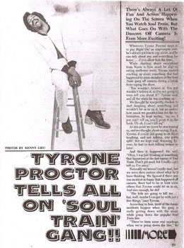 Tyrone The Bone - Soul Train